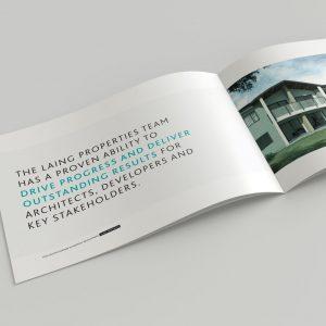 JFM Marketing + Design | Brochures Flyers - Laing 3